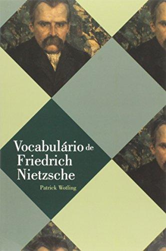 Vocabulário de Friedrich Nietzsche