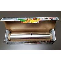 Rollo de papel de aluminio con distribuidor, 45