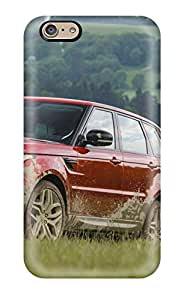 Tpu Phone Case With Fashionable Look For Iphone 6 - Land Rover Sport 37