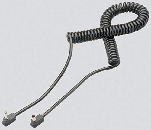 Metz MZ 5521 Coiled PC Cord for Metz Flash/Power Grips