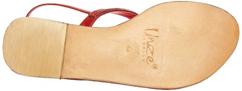 Unze Evening Sandals, Damen Sandalen Rot (L18271W)