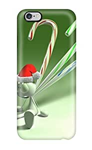 Beautifulcase - New Funny Candy Canes protective DNzTjwDWzX5 Iphone 6 Plus Classic Hardshell case cover