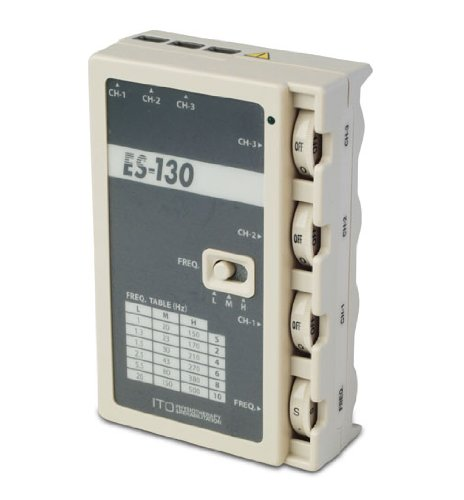 Electro Acupuncture Machine - Electro Acupuncture Device ITO ES 130 Replaces The IC-1107+. by JDOHSITO