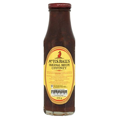 Mrs Balls Original Recipe Chutney - 470g