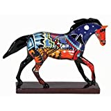 Grandfather's Journey PAINTED PONIES horse FIGURINE