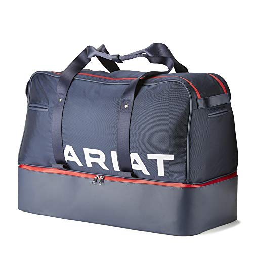 (Ariat Unisex Grip Bag Blue Size One Size)