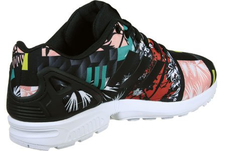 Adidas Originals ZX FLUX W Zapatillas Sneakers Multicolor para Mujer