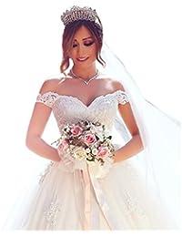 wedding dresses off the shoulder