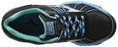 Mizuno Women's Wave Mujin 3 G-Tx (W) Trail Running Shoes Grey (Dark Shadow/Silver/Norse Blue) cheap affordable free shipping new arrival FHisfosWD