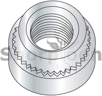 SHORPIOEN Self Clinching Nut Zinc 5//16-18-3 BC-31-3NCL Box of 4000