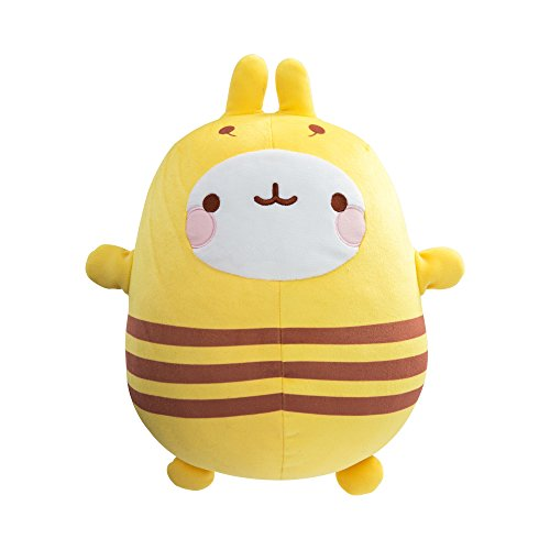 Molang Super Soft Bumble Bee Plush Cuddly Toy  Suitable from 3 Years