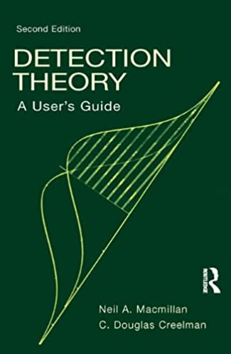 amazon com detection theory a user s guide 9780805842319 neil a rh amazon com User Manual User Guide Template