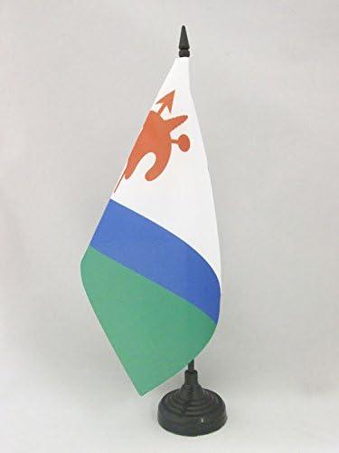 Amazon Com Az Flag Lesotho Old Table Flag 5 X 8 Former Mosotho Desk Flag 21 X 14 Cm Black Plastic Stick And Base Garden Outdoor