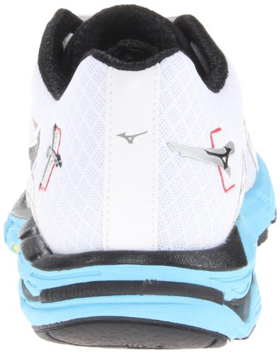 Mizuno mujers Wave Inspire 10 Running zapatos,blanco,12 B US