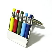 Tailor B Color Pencil Cufflinks Artist Cuff Links Drawing Gemelos 230187-1