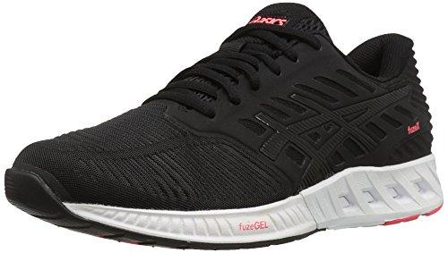 Asics Women Shoe Black FuzeX Running gqrYaqwxT