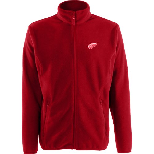 ANTIGUA DETROIT RED WINGS MEN'S ICE JACKET XX (Antigua Detroit Red Wings Jacket)