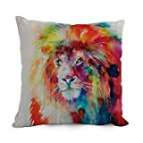 Alphadecor The Lion Pillow Cases Of ,18 X - Best Reviews Guide