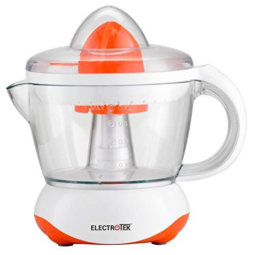 Exprimidor eléctrico 40W, jarra 0.7L. ELECTROTEK ET-EX70. (VERDE): Amazon.es: Hogar