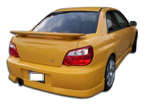 2006 subaru sti rear bumper - 6