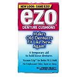 Ezo Denture Cushions, Lower Heavy, 15 cushions