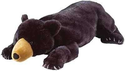 Cuddlekins Black Bear 30-inch from Wild Republic