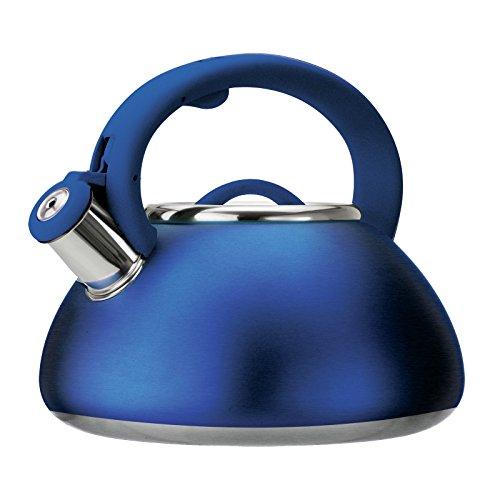 "Whistling Kettle Matte Blue ""Prod. Type: Kitchen & Houseware"