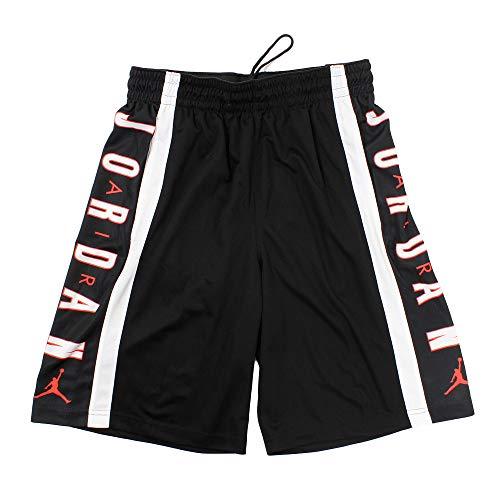 Nike Rise Black infrared Homme Pour Jordan infrared Short 3 black rrxnwHCq