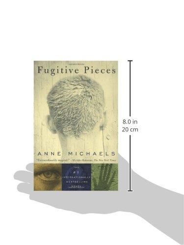 Fugitive Pieces Anne Michaels Pdf