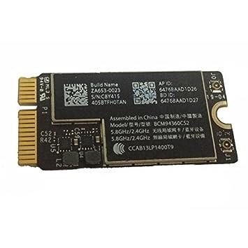 Amazon.com: willhom bcm94360cs2 tarjeta inalámbrica Wifi ...