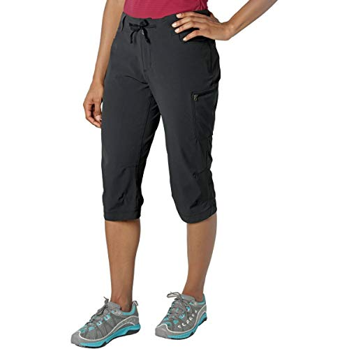 - Outdoor Research Women's Ferrosi Capris, Black, 8