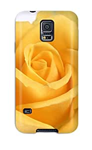 Belva R. Fredette's Shop Best Protection Case For Galaxy S5 / Case Cover For Galaxy(yellow Flowers) 7343785K22553370