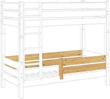 Protezione Letto A Castello.Erst Holz Protezione Anticaduta Per Letti A Castello Modello 60 16
