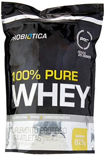 100% Pure Whey - 825G Refil Baunilha - Probiotica, Probiótica