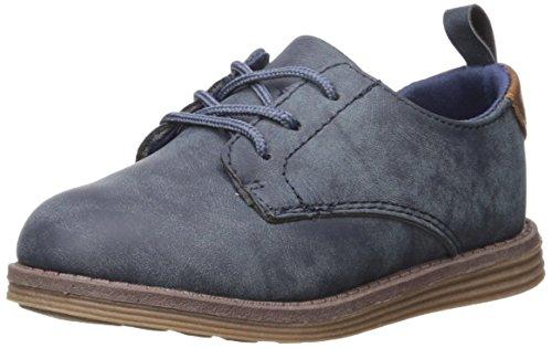 Oshkosh B'Gosh  Boys' Guy Shoe Oxford, Navy, 8 M US
