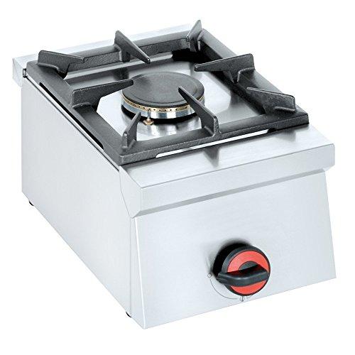 Macfrin 4411 Cocina de Sobremesa a Gas 1 Fuego 4.5 Kw ...