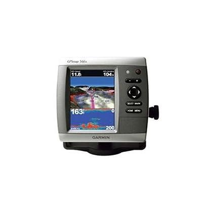 Garmin 010-00774-01 GPSMAP 546S Marine GPS Receiver with