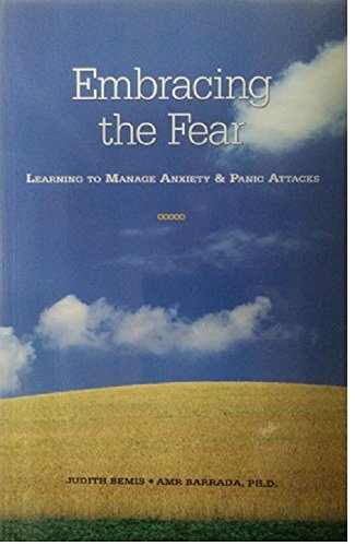 41qVgml%2BVIL - Embracing the Fear: Learning To Manage Anxiety & Panic Attacks