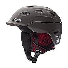 Smith Men's Vantage Ski Snow Helmet Matte Root Woolrich E00655 Medium