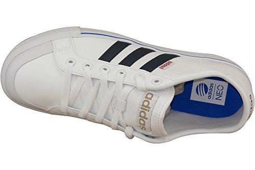 adidas Clementes F98799 Herren-Schuhe Weiß-Schwarz