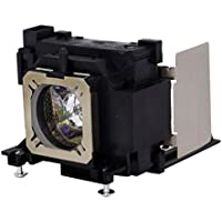 AuraBeam Panasonic ET-LAL100 Projector Replacement Lamp with Housing