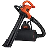 Best Leaf Blowers - BLACK+DECKER BEBL7000 Back Pack Leaf Blower Vacuum Review