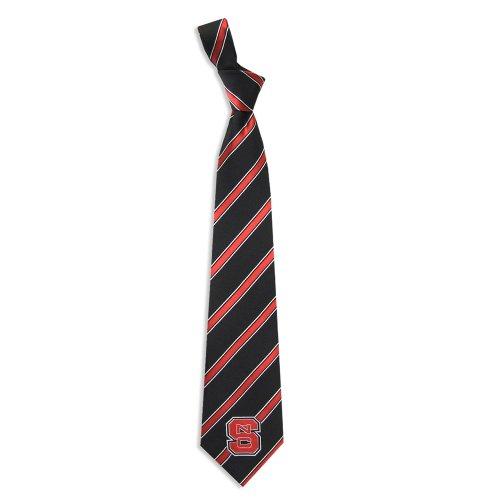 (North Carolina State Wolfpack Collegiate Woven Polyester Necktie)