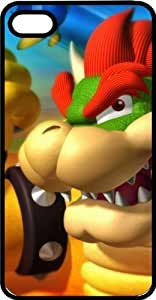 Snarling Bowser Nintendo Tinted Rubber Case for Apple iPhone 5 or iPhone 5s