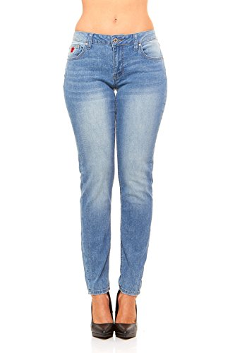 Christopher Blue Corduroy Jeans - 2