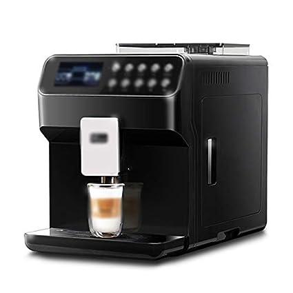 LJHA kafeiji Máquina de café Espresso, máquina de café Totalmente automática Máquina de café con