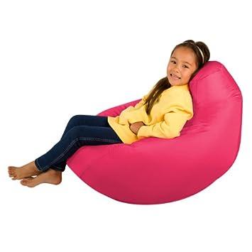 Kids Hi BagZ Bean Bag Gaming Chair   Pink   Childrens Bean Bags Indoor  Outdoor