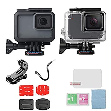 Hootracker Carcasa Impermeable para GoPro Hero 7 Silver ...