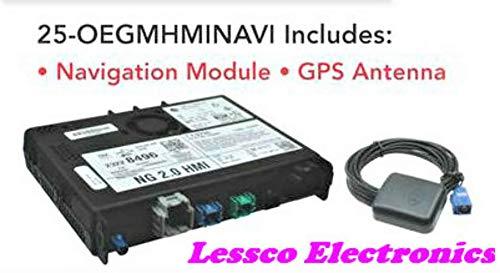 Navigation Module - GM OE Navigation Module 2014-18 Chevrolet Silverado 1500/2500/3500 w/8