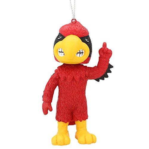 Louisville Cardinals Louisville Cardinals Ornament Bobblehead Ornament